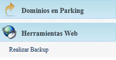 hosting backups