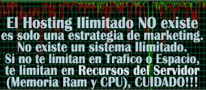 hosting ilimitado