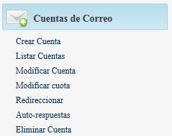 hosting correo