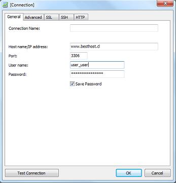 Acceso Remoto MySQL